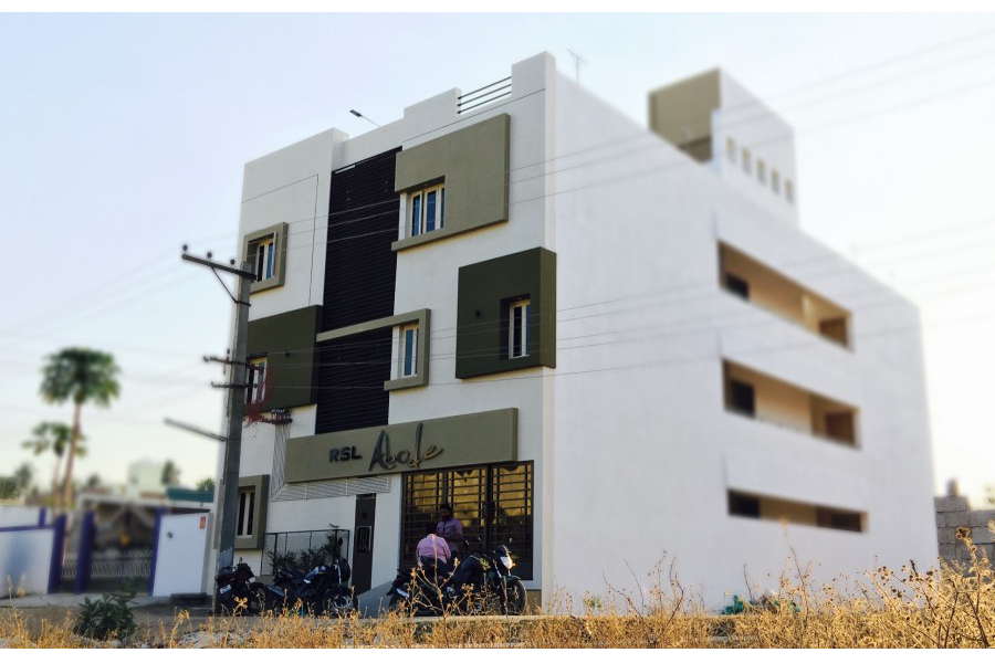 APARTMENT AT VANIYAMBADI 7600 sq.ft
