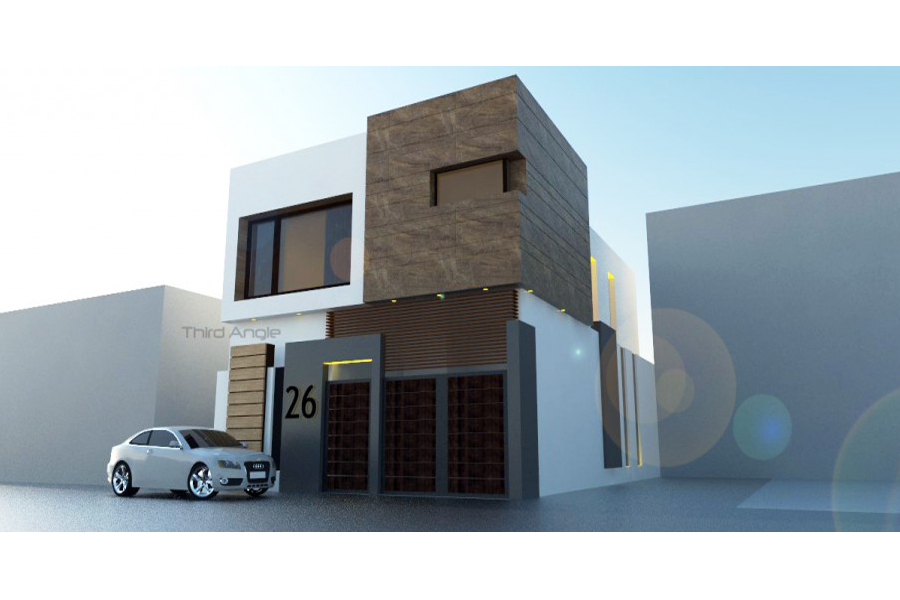 MR.DANISH RESIDENCE AT VANIYAMBADI-4500 sq.ft